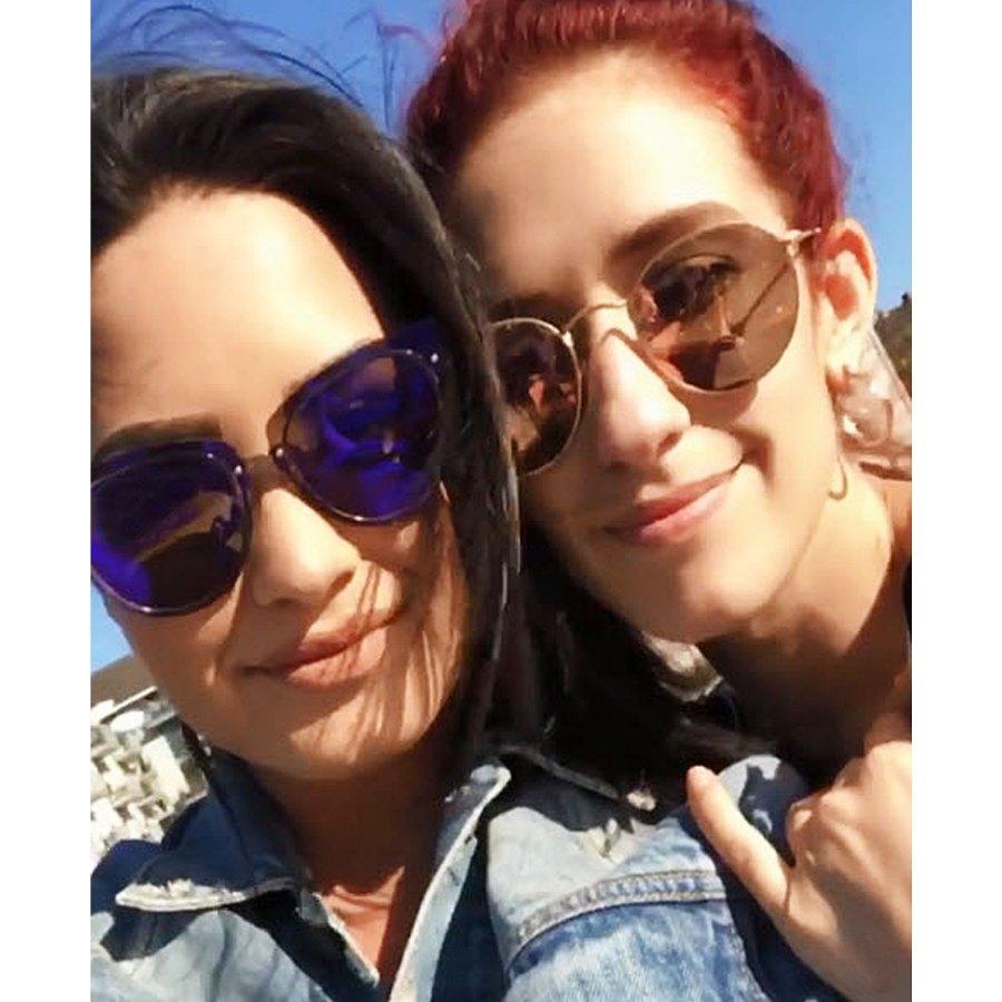 Demi Lovato Longtime Friend Dani Vitale 6 Things Know About Dancer