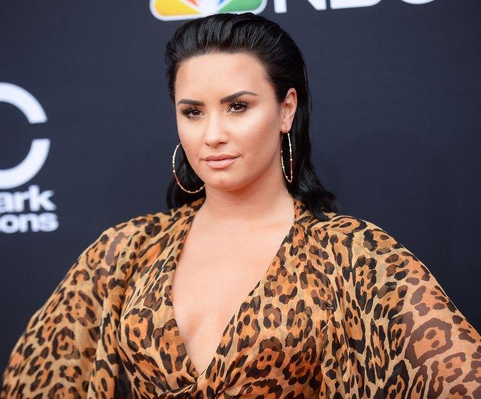 Demi Lovato Reveals She's Not Fully Sober Following Overdose