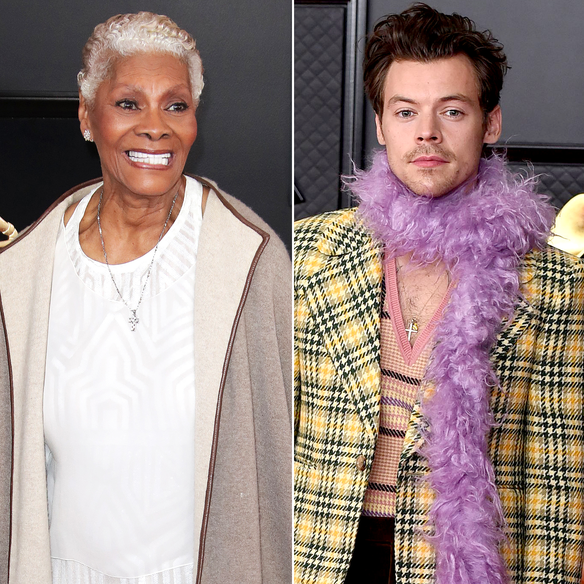 Dionne Warwick Hilariously Learns What Watermelon Sugar Means at 2021 Grammys