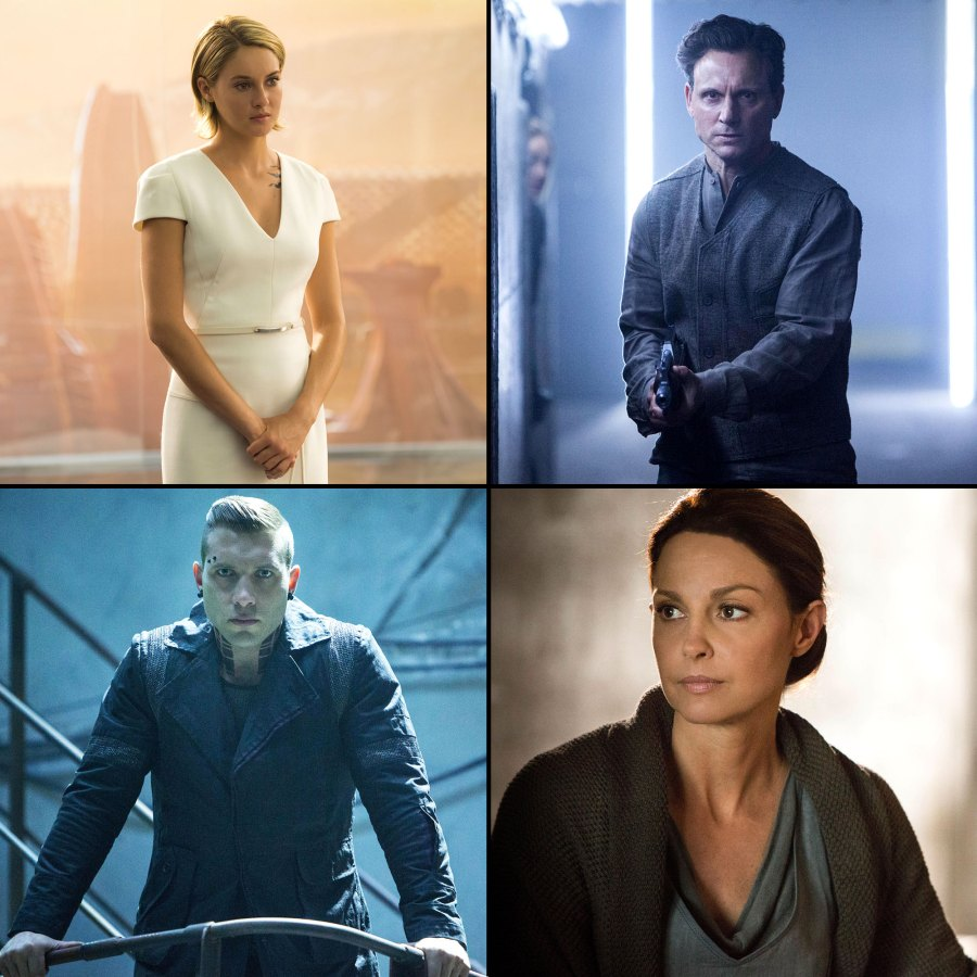 Divergent Cast Where Are They Now