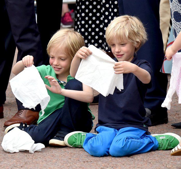 Duchess Camilla Reveals Her Favorite Activity to Do With Her Grandchildren Louis and Gus Lopes