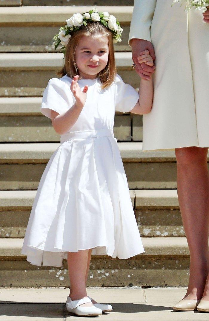 La duquesa Kate siente que el drama del vestido de niña de las flores de Meghan fue un malentendido