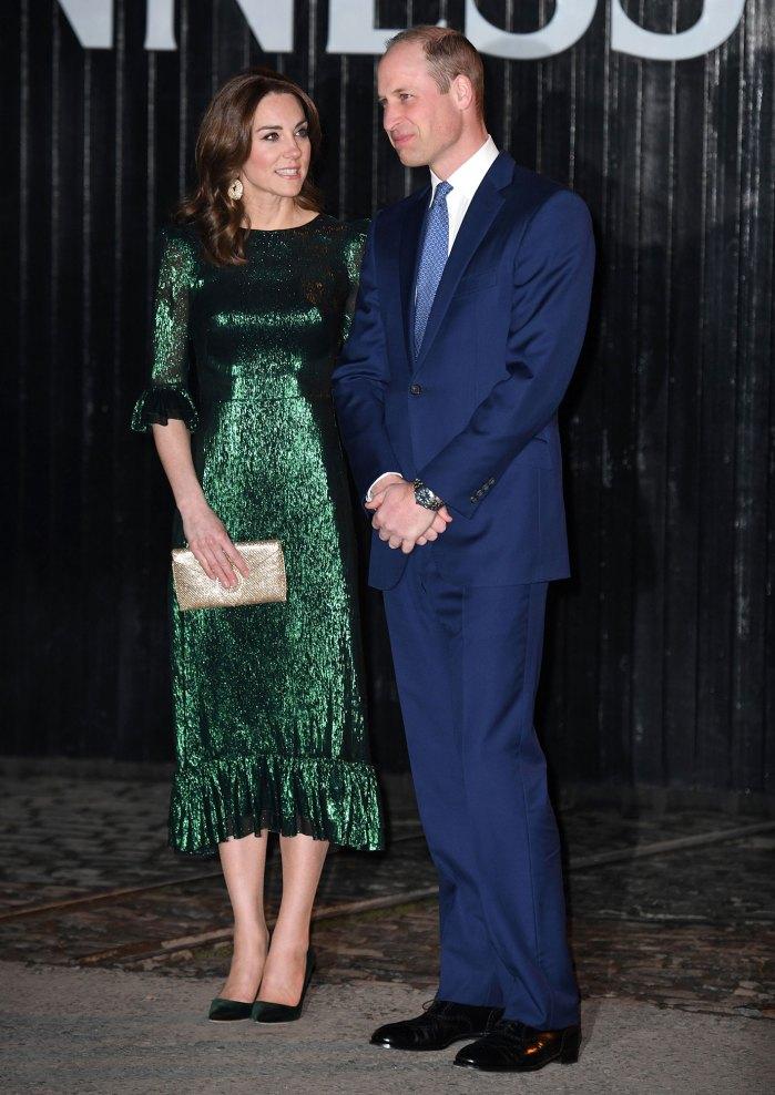 La duquesa Kate ha sido el pilar de la fuerza del príncipe William en medio del príncipe Harry Row
