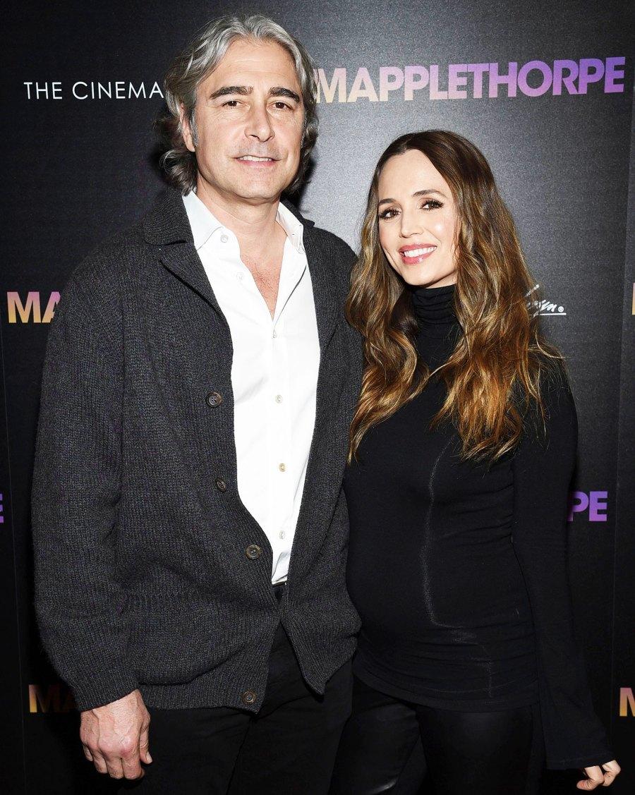 Peter Palandjian and Eliza Dushku in 2019 Eliza Dushku Gives Birth and Welcomes 2nd Child With Husband Peter Palandijan