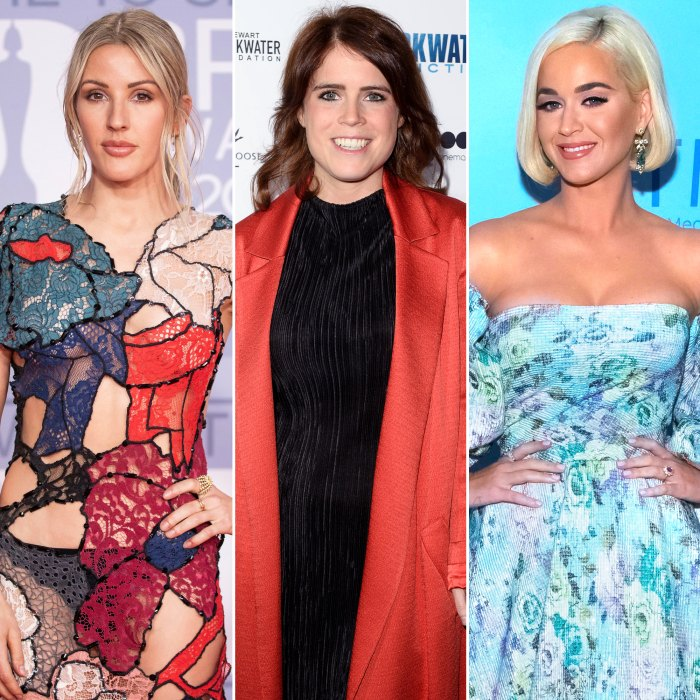 Ellie Goulding Reveals She's Leaning on Princess Eugenie and Katy Perry During Her 1st Pregnancy