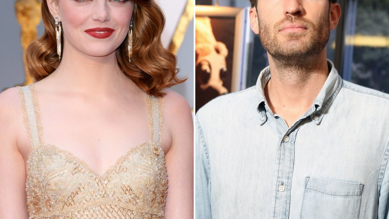New Parents! Relive Emma Stone and Dave McCary's Love Story