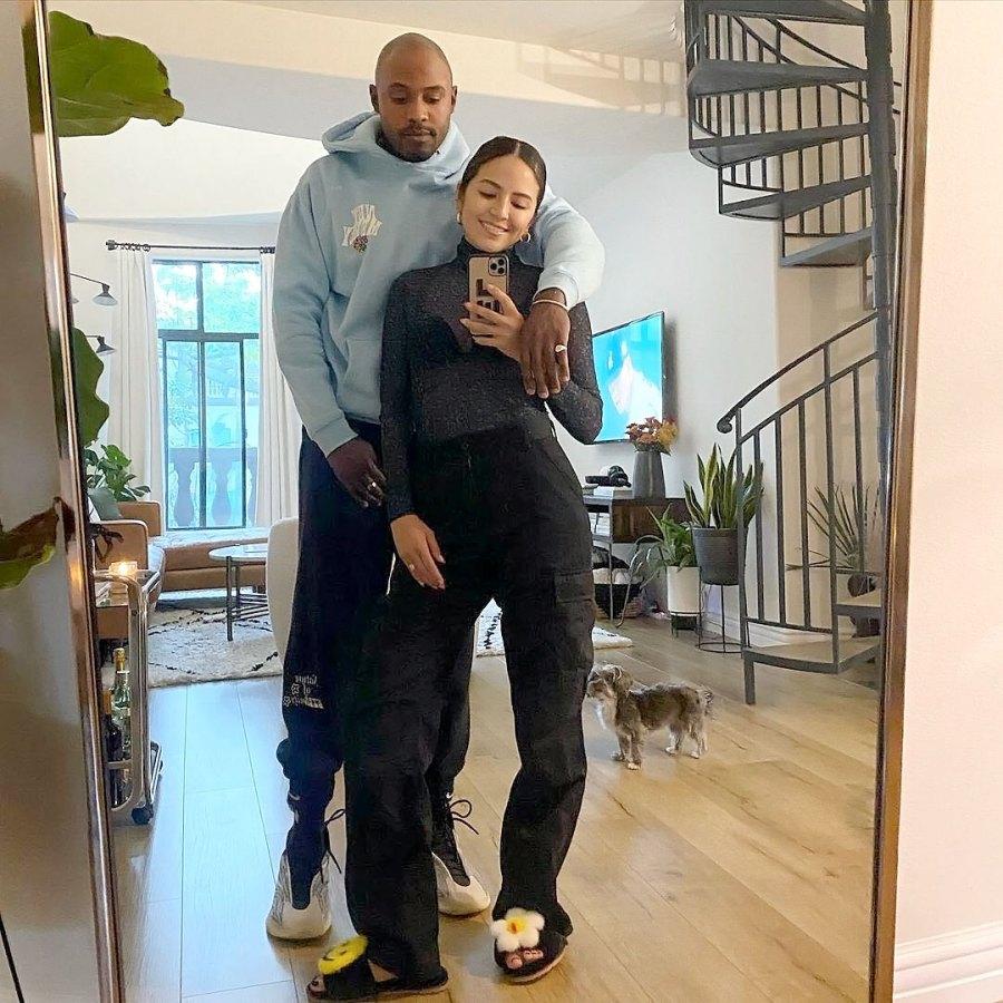 Erin Lim and Joshua Rhodes Celeb Weddings Secret Weddings 2021