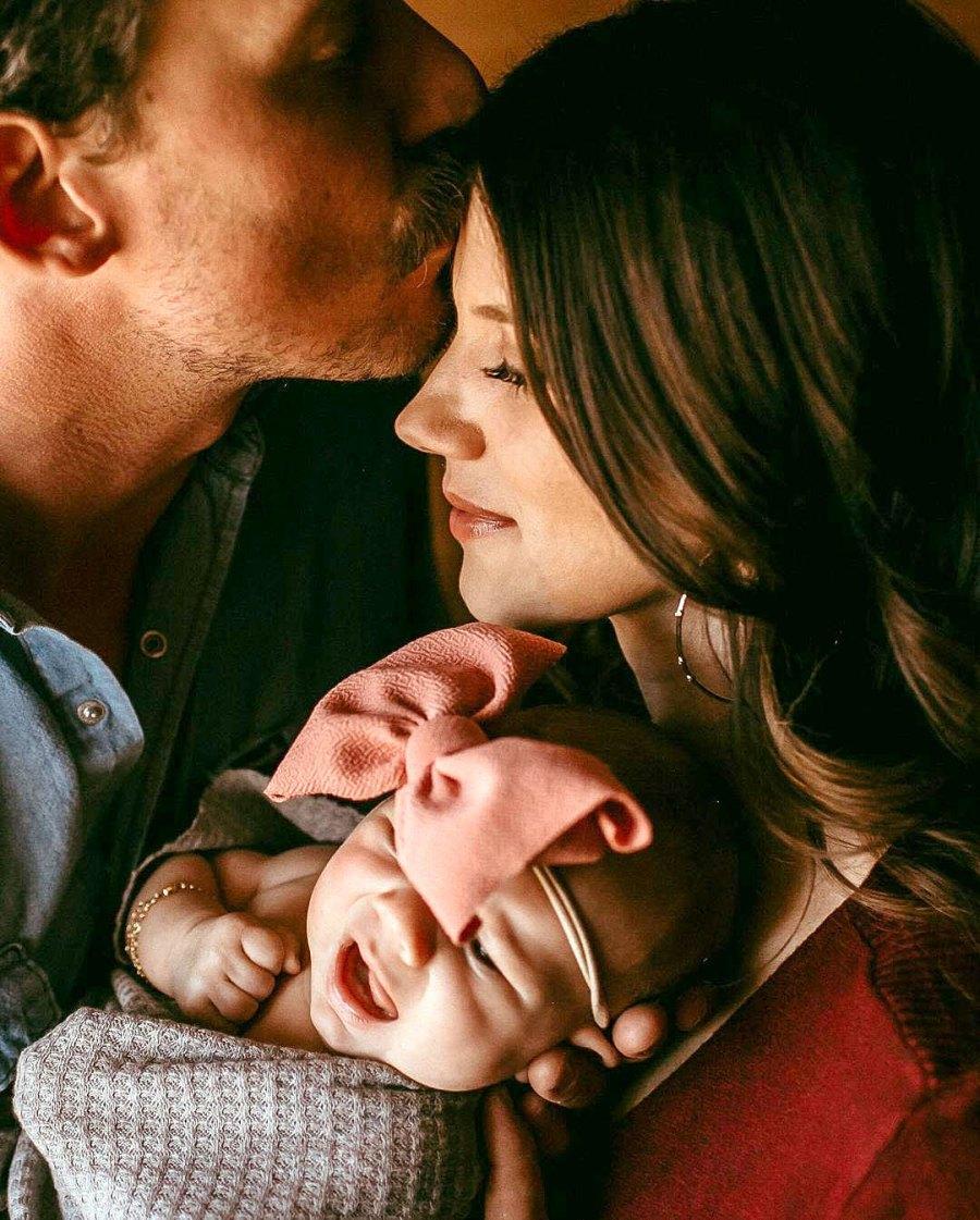 Evan Felker, Staci Felker Welcome 1st Child After Miranda Lambert Drama