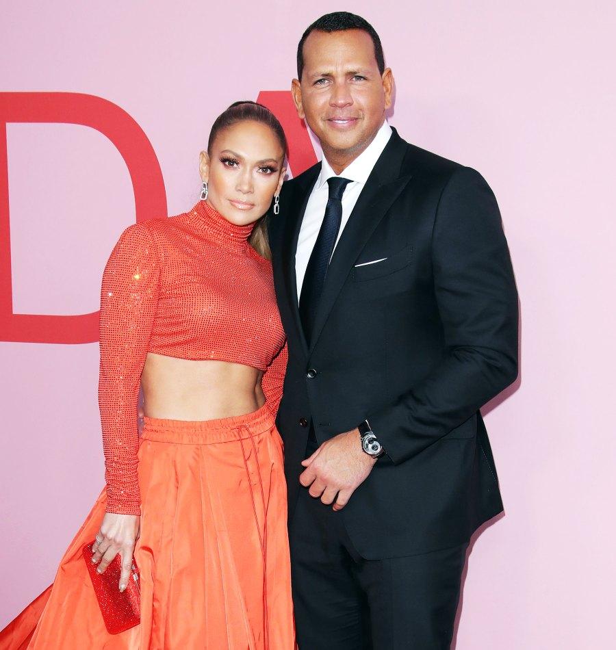 Everything Jennifer Lopez Alex Rodriguez Said About Wedding Plans Pre-Split