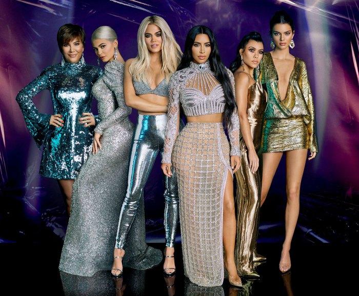 Todo lo que las Kardashian dijeron sobre Kanye West en la función de la temporada 20 de KUWTK