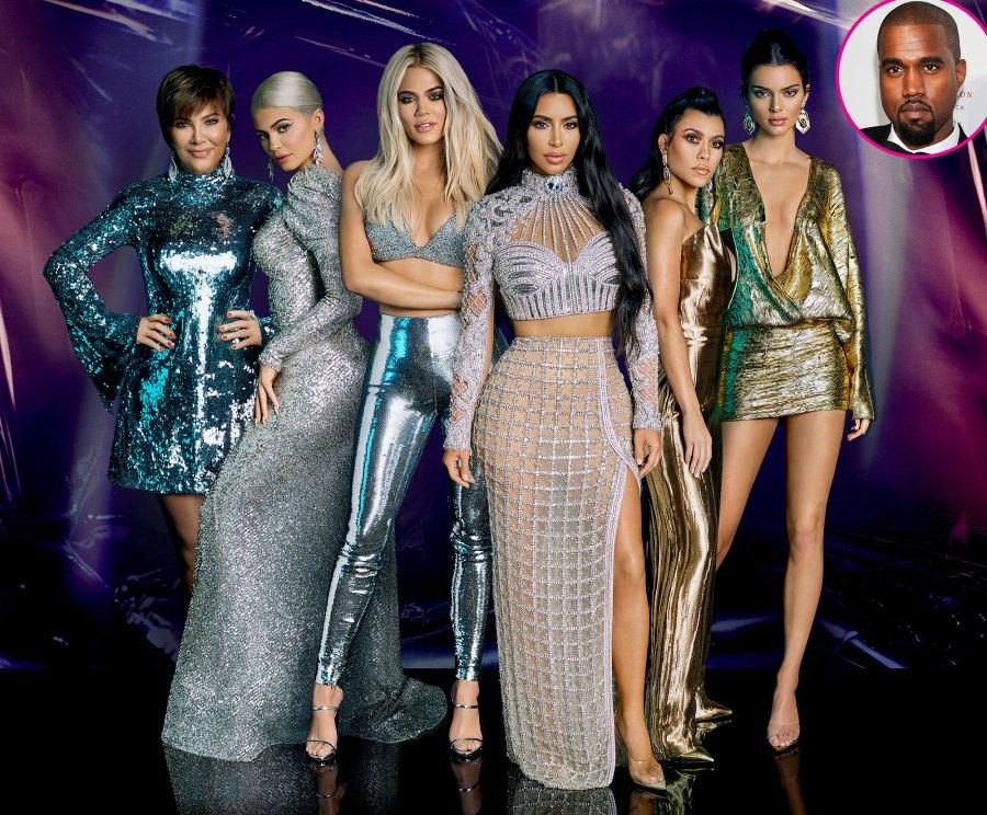 Everything the Kardashians Said About Kanye West on KUWTK Season 20