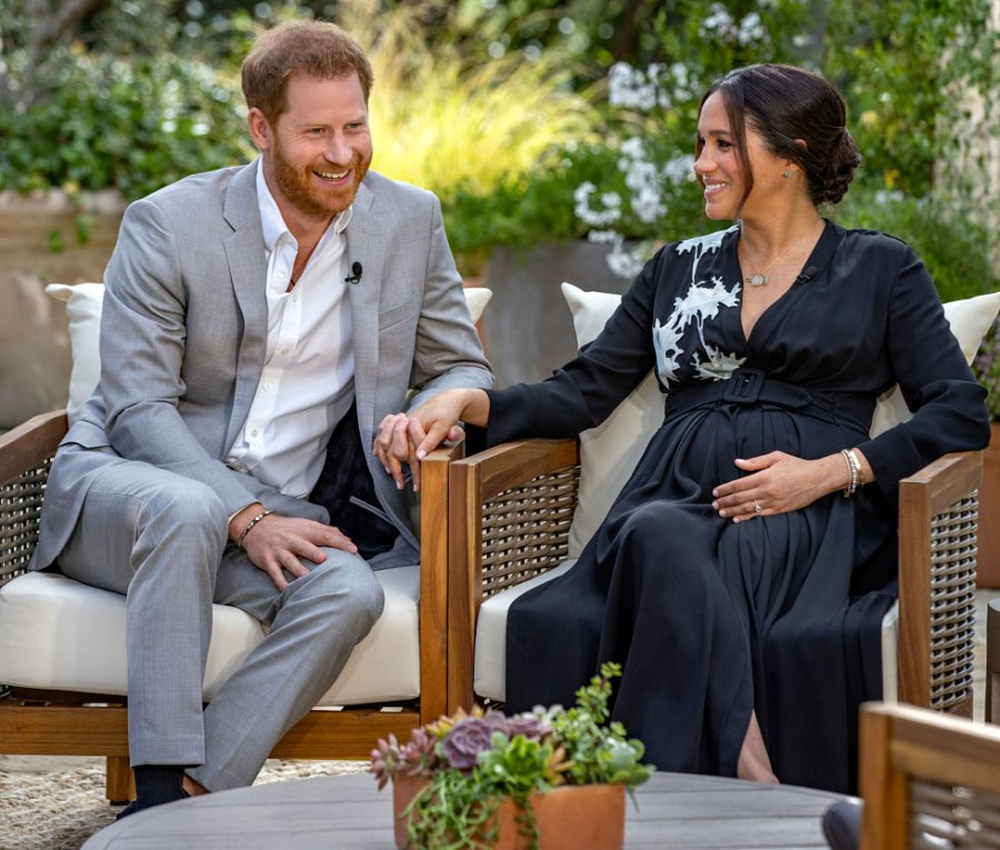 Meghan Markle Prince Harry Unaired Interview Clips