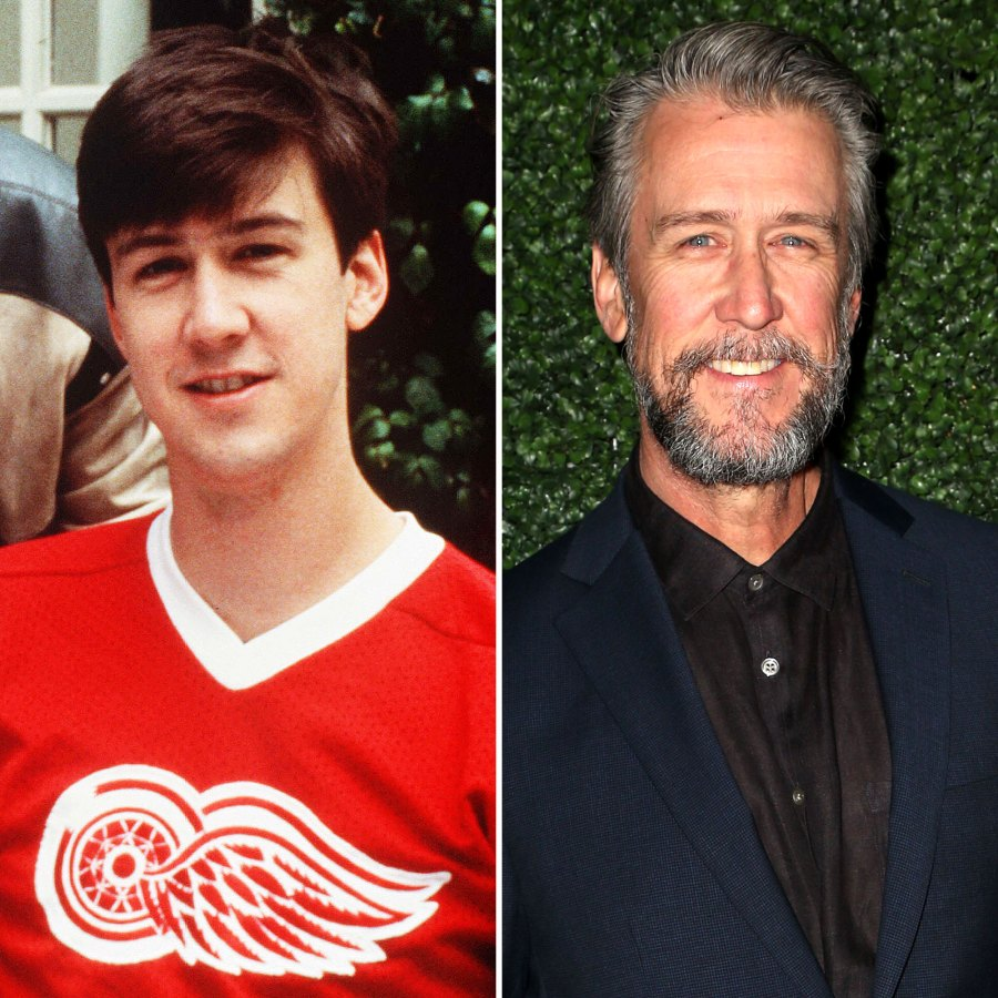 Alan Ruck (Cameron Frye) FerrisBueller Cast Where Are They Now