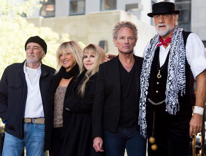 Fleetwood Mac's Mick Fleetwood Reveals He 'Reconnected' With Lindsey Buckingham 3 Years After Feud
