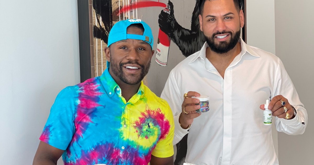Floyd Mayweather And Jas Mathur Join Forces To Launch New CBD Line SMILZ.jpg