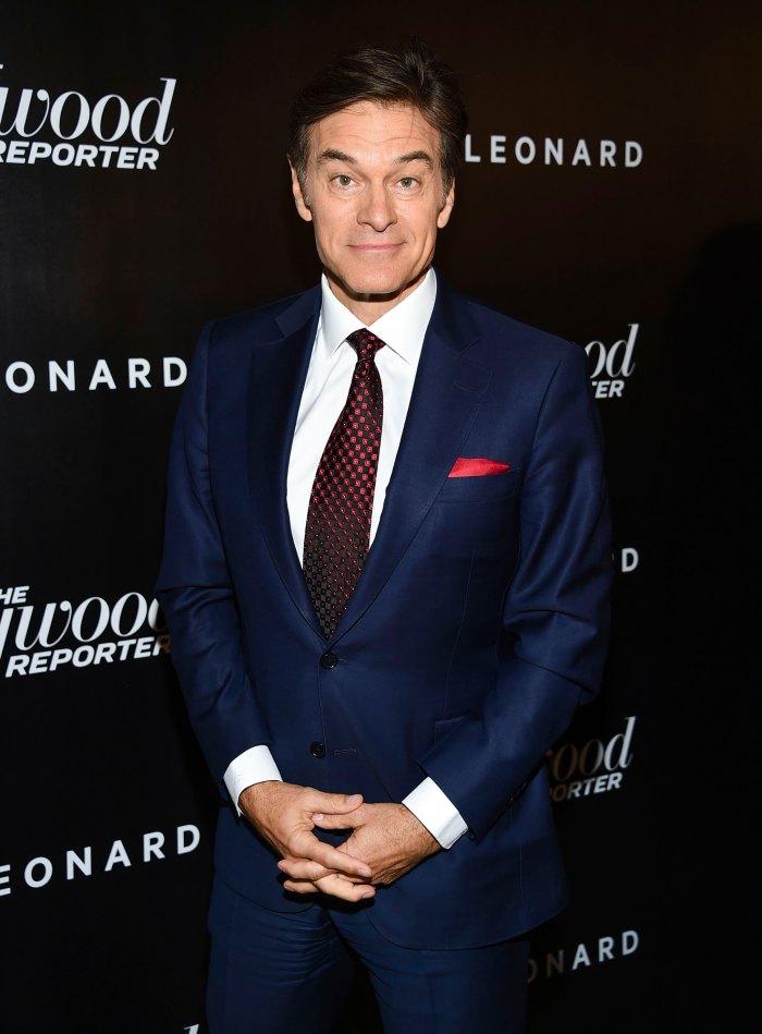 El ex 'Jeopardy!'  Los concursantes solicitan que se elimine al Dr. Oz como anfitrión invitado después de las vistas 'dañinas' del COVID-19