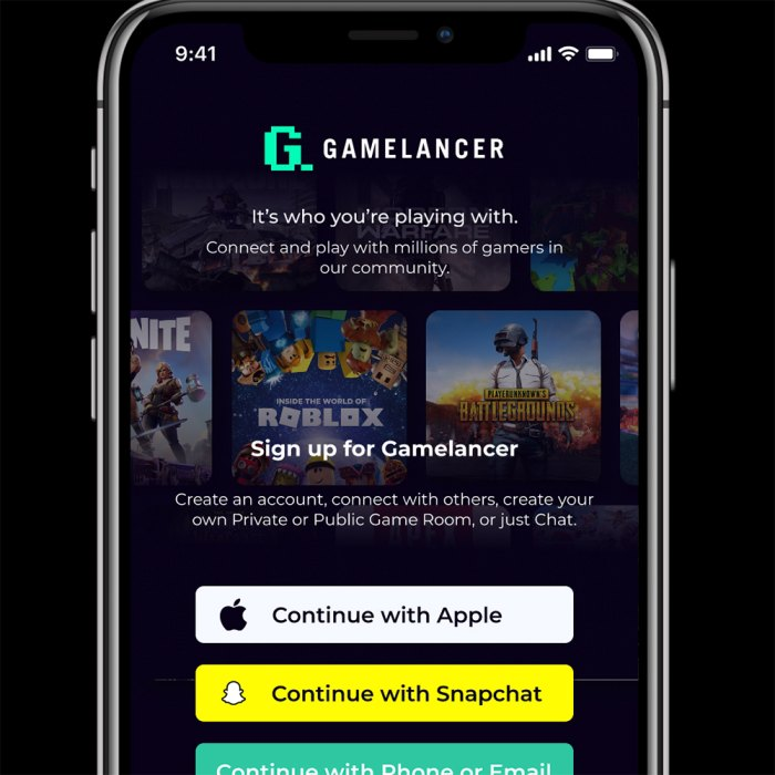 Gamelancer