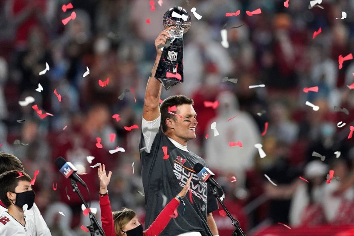 Gisele Bundchen cuestionó a Tom Brady sobre retirarse momentos después de su victoria en el Super Bowl