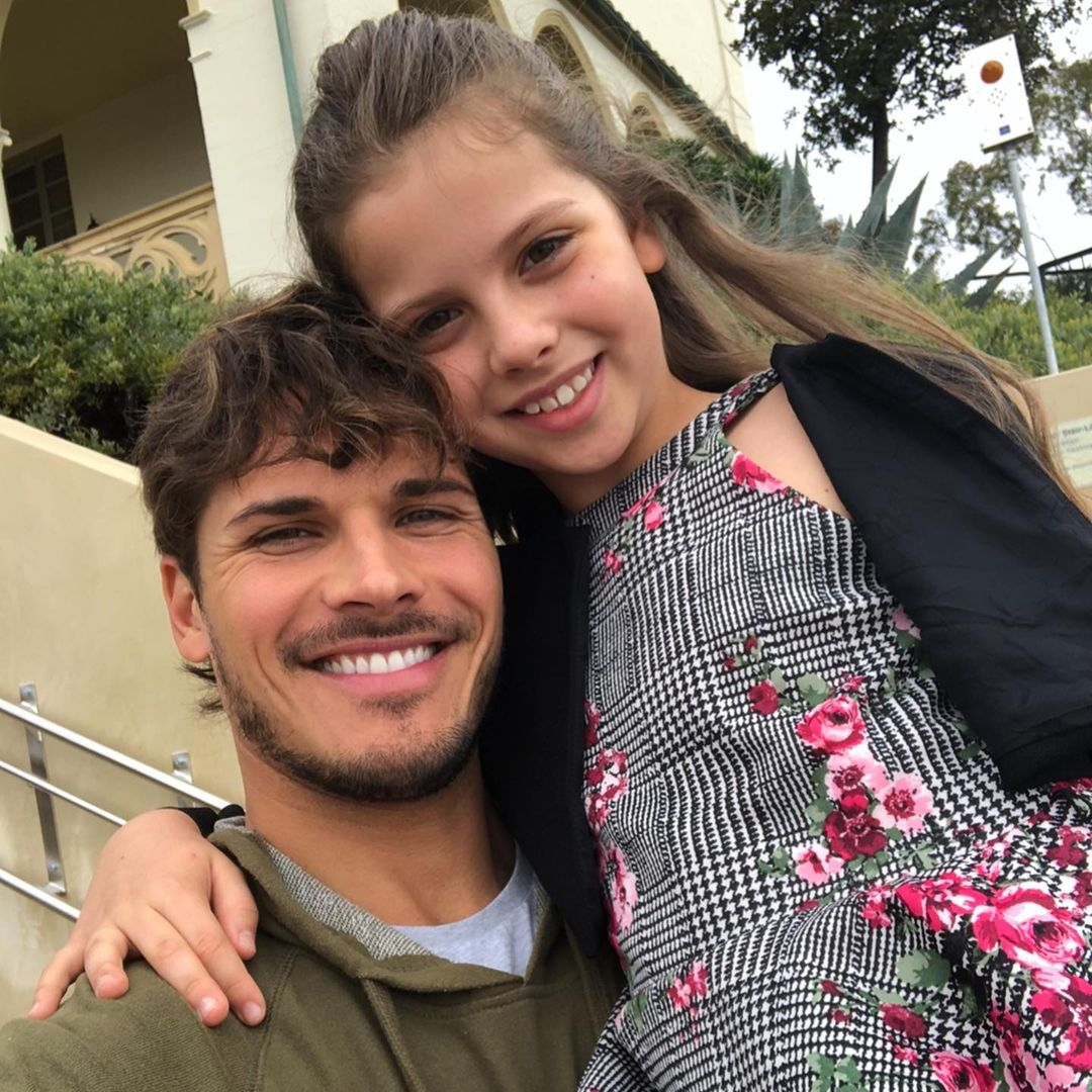 Gleb Savchenko Warns Daughter Olivia to Ignore Trolls Comments About Her Parents