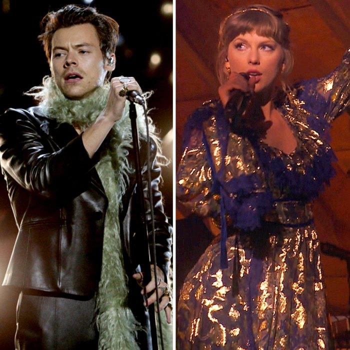 Las mejores actuaciones de los Grammy 2021 Harry Styles Taylor Swift y más