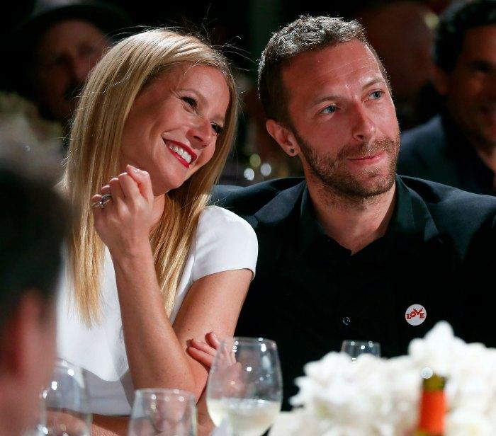 Gwyneth Paltrow: divorciarme de Chris Martin es lo que 'menos quería en el mundo'