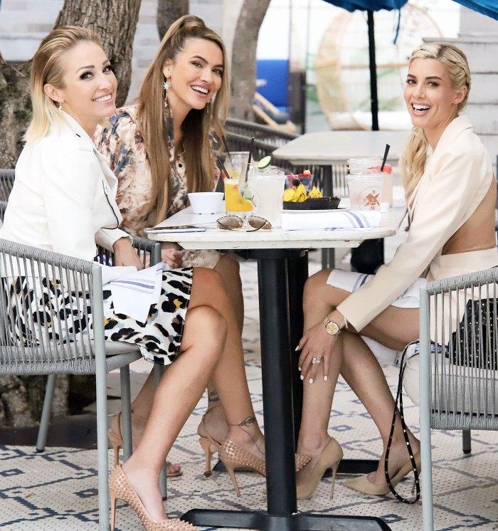 Heather Rae Young admite beber demasiado con vender Sunset Girls