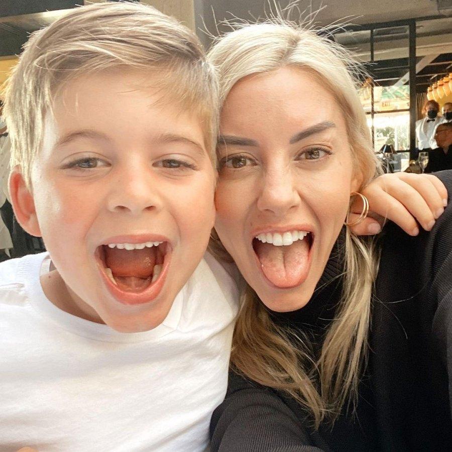 Heather Rae Young Selfie Tarek El Moussa's Kids