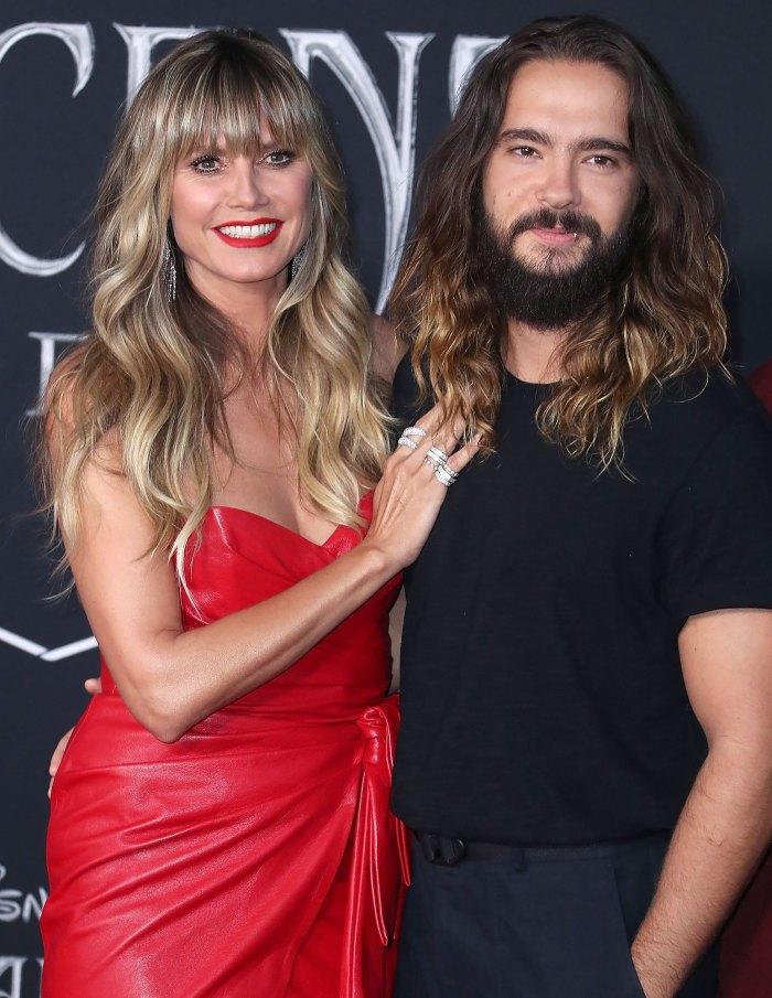 Heidi Klum Cuts Her Own Bangs Because 'My Husband Wants Bangs'