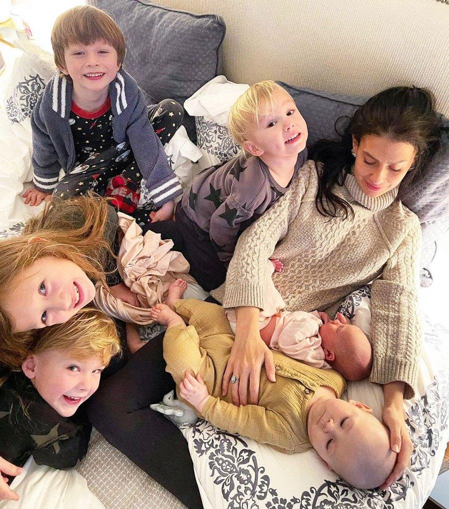 Hilaria Thomas Secretly Welcomes 6th Child With Alec Baldwin