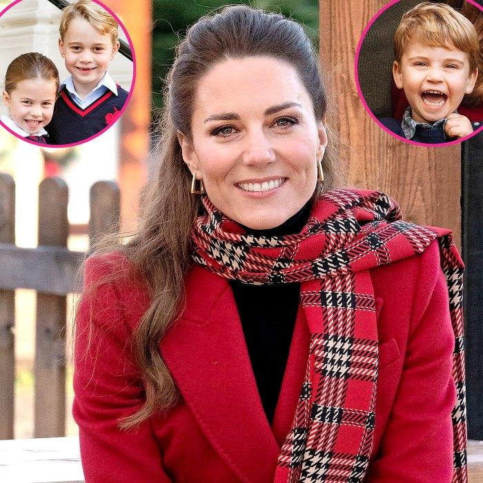 Cómo la duquesa Kate está protegiendo a sus hijos de una reacción violenta por decir todo