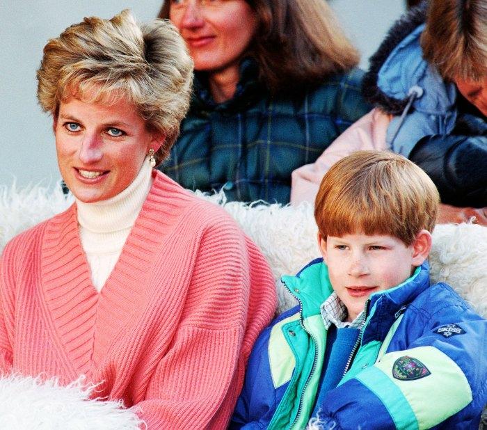 ¿Cuánto dinero le dejó la princesa Diana al príncipe Harry?