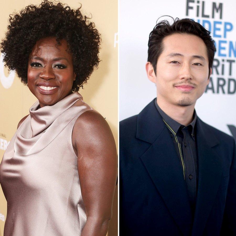 How Viola Davis Steven Yeun and More 2021 Oscar Nominees Made History