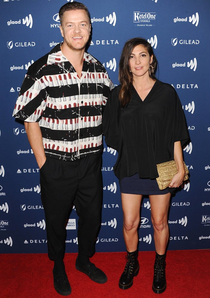 Imagine Dragons' Singer Dan Reynolds Shares the Text That Reunited Him With Wife Aja Volkman After 2018 Split