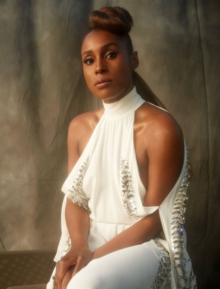Issa Rae's Glam Breakdown for the 2021 NAACP Image Awards