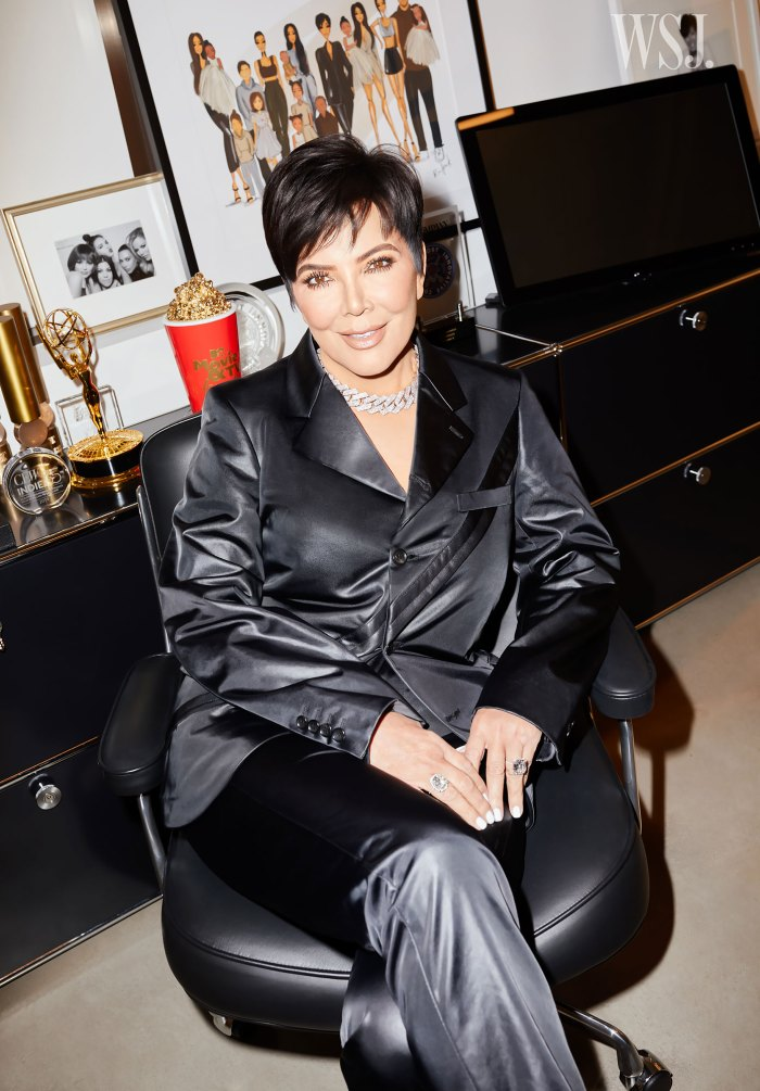 It's Official! Kris Jenner Has a Skincare Line Ready to Launch
