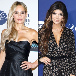 Jackie Goldschneider Thinks Theres Double Standard With Teresa Giudice