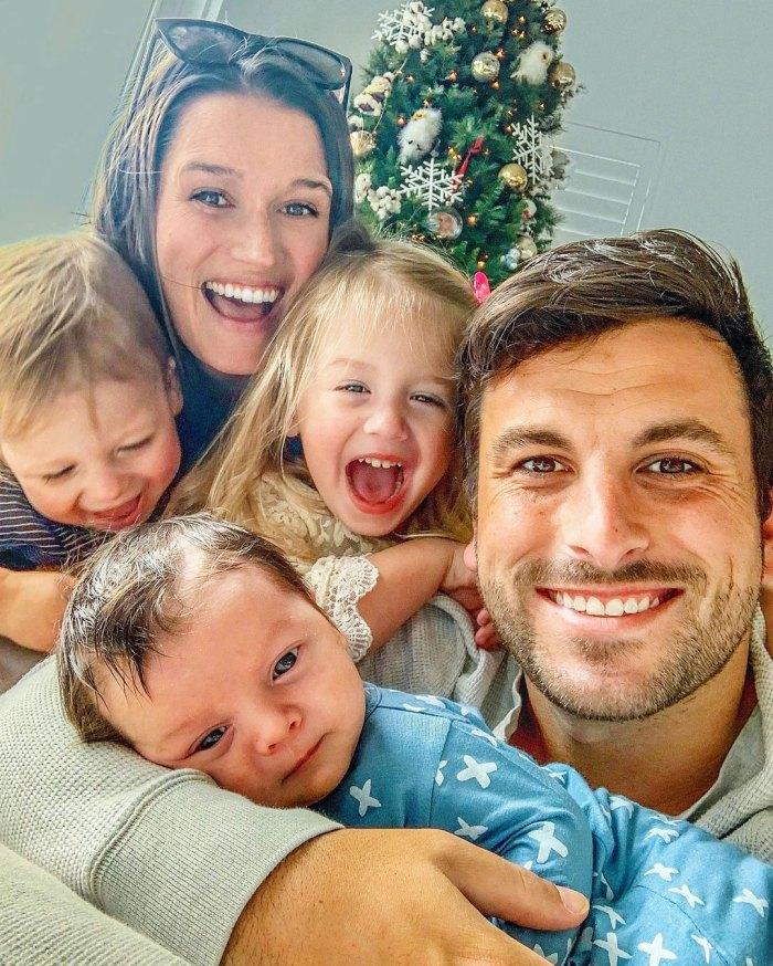 Jade Roper no se avergüenza de programar sexo con Tanner Tolbert mientras cría a 3 hijos