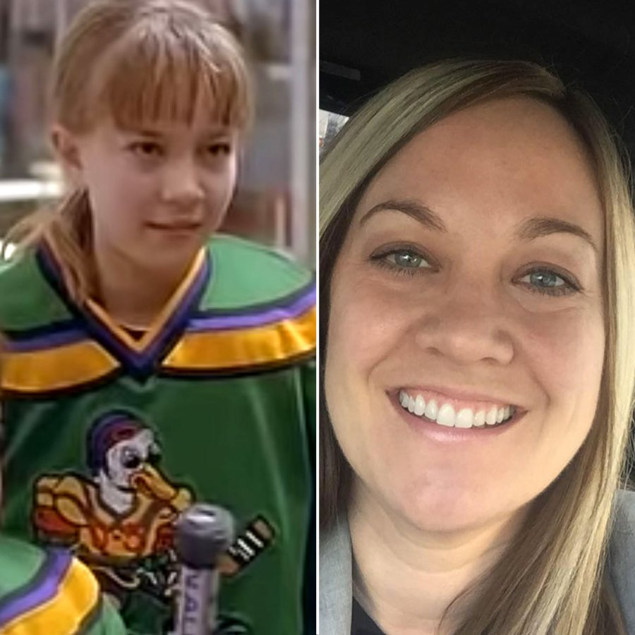 Jane Plank The Mighty Ducks OG Cast Where They Are Now