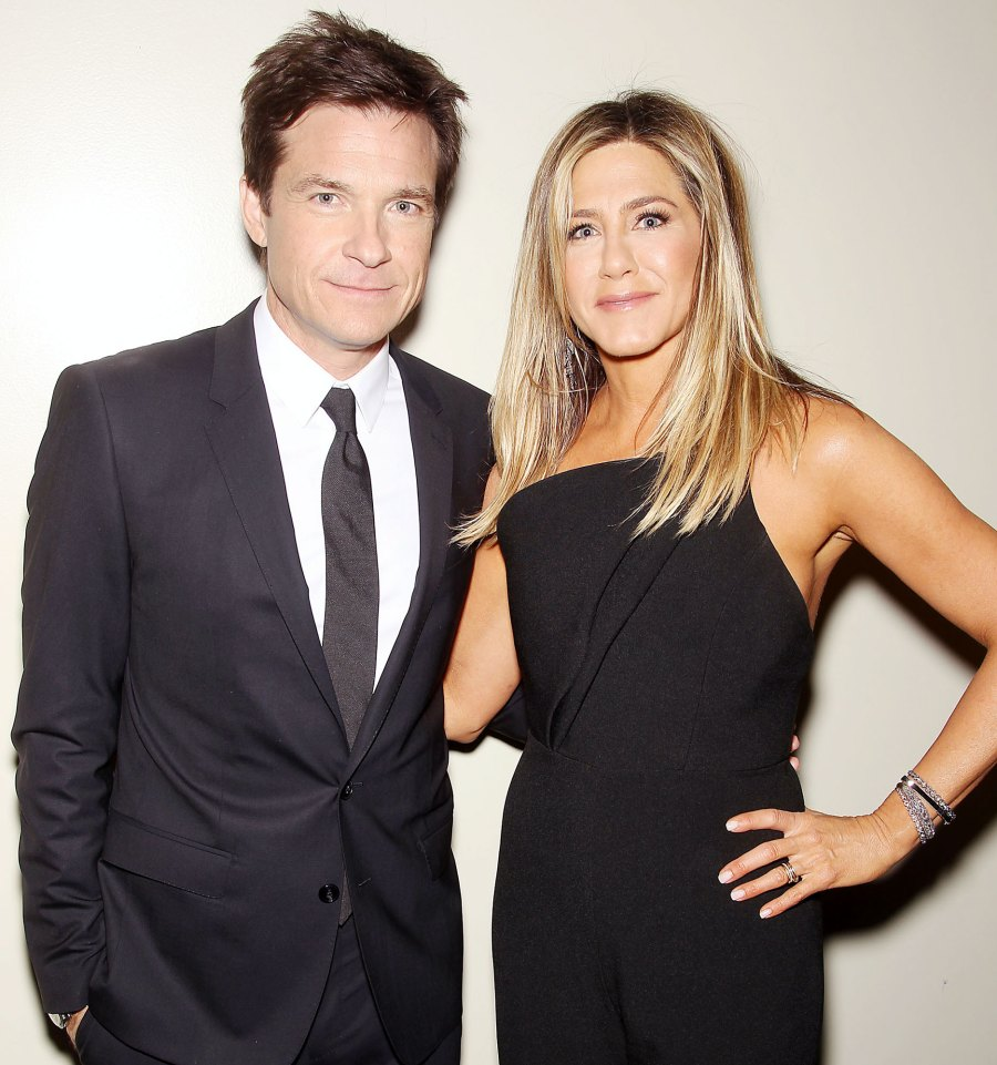 Jason Bateman Virtually Attends Golden Globes 2021 From Jennifer Aniston House