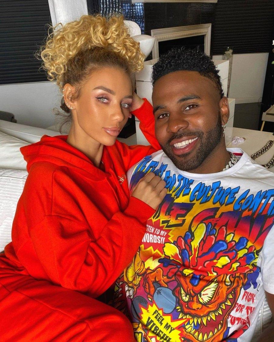 Jason Derulo Girlfriend Jena Frumes Is Pregnant With Their 1st Child