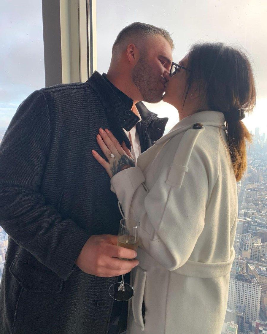 Jenni JWoww Farley Is Engaged to Zack Carpinello