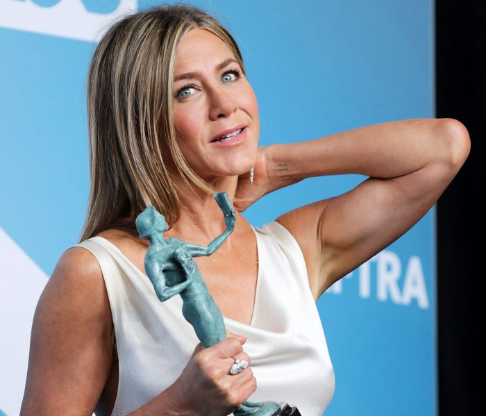 Jennifer Aniston Reveals Meaning Behind Her '11 11' Wrist Tattoo