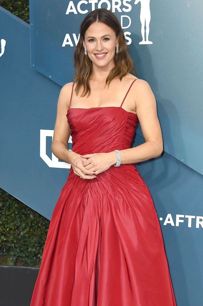 Jennifer Garner Heartbreak Adolescente Hija Violeta Creciendo