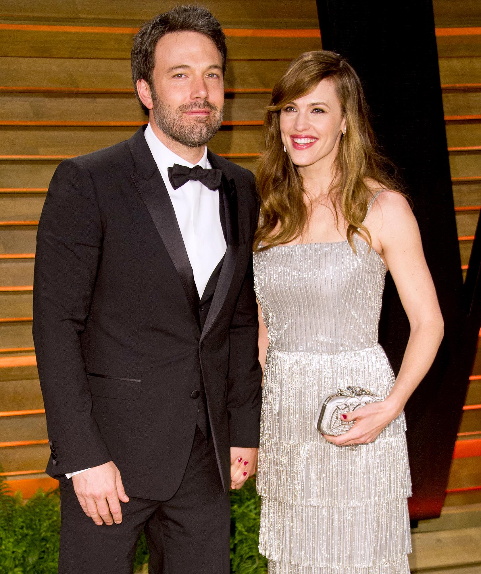 Jennifer Garner Will Still Dance With Ex Ben Affleck at Their Kids Weddings