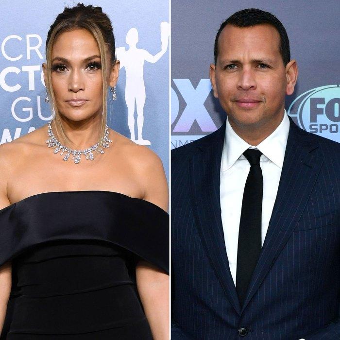Jennifer Lopez publica que sus hijos están tristes en medio de la separación de Alex Rodríguez