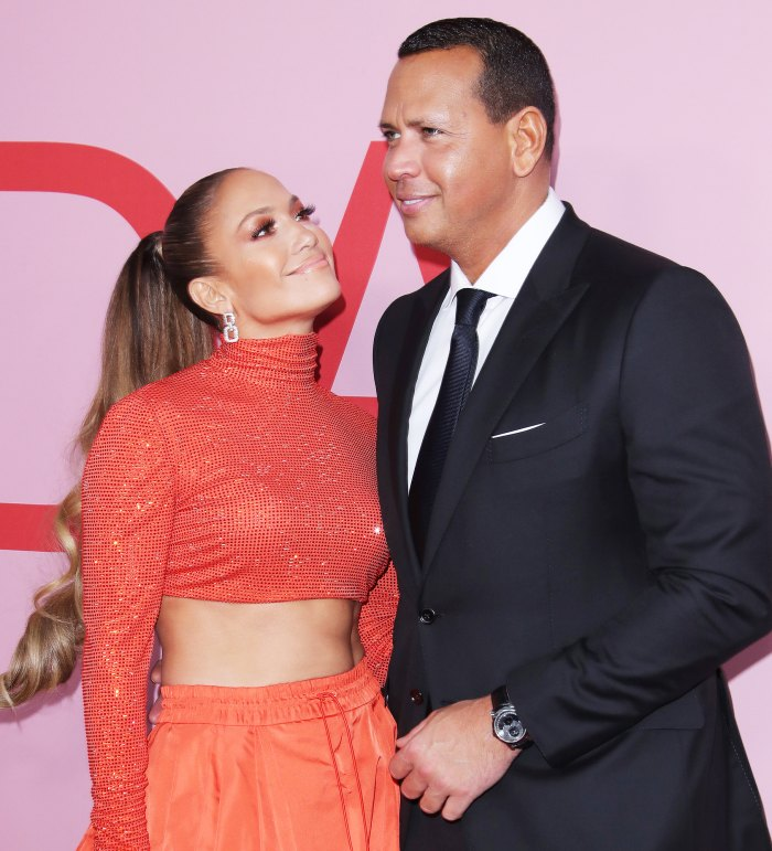 Jennifer Lopez y Alex Rodriguez PDA