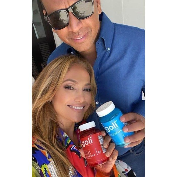 Jennifer Lopez y Alex Rodriguez publican una foto juntos por primera vez desde los rumores de separación