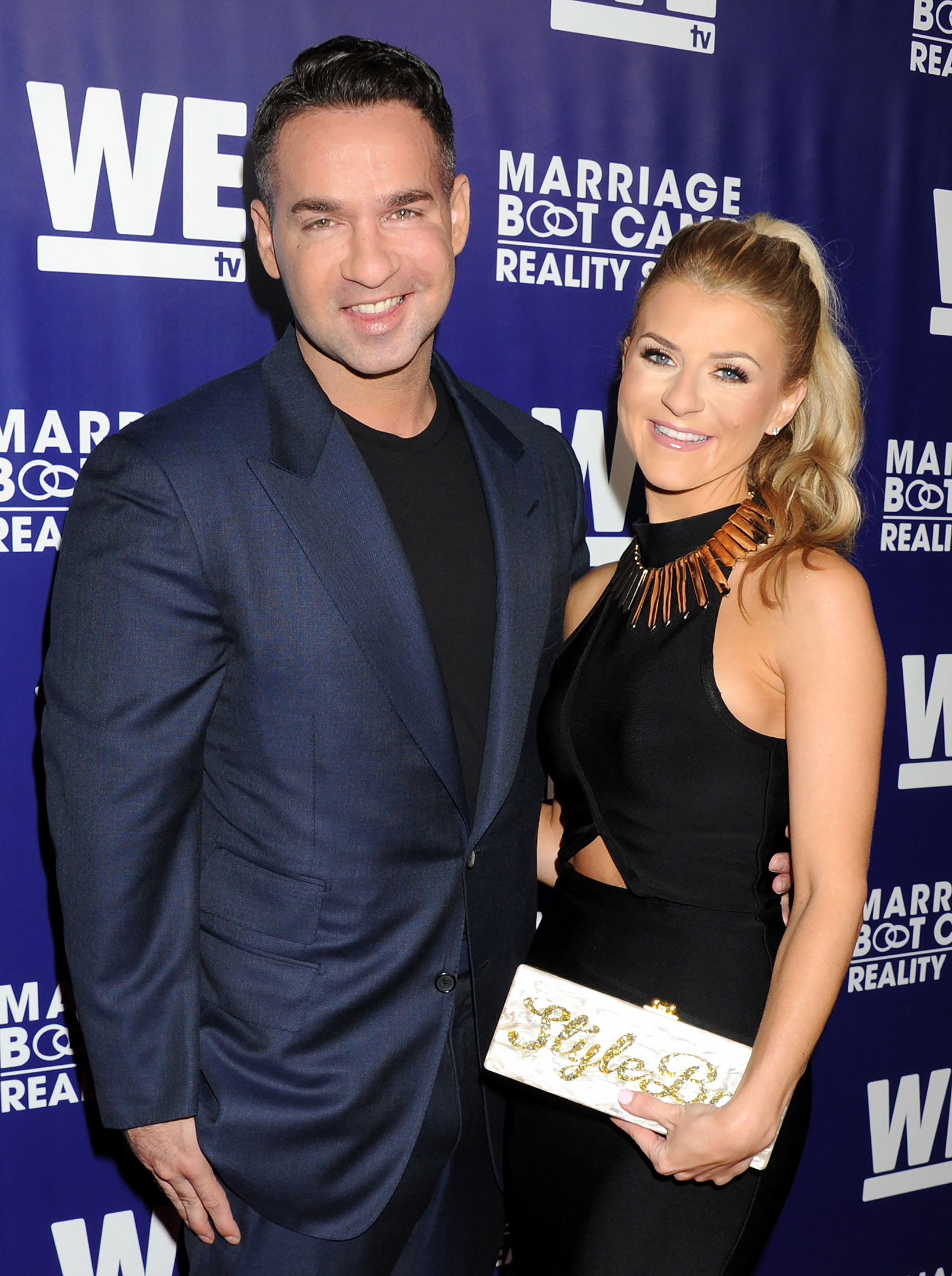 Mike 'The Situation', Lauren Sorrentino Welcome Rainbow Baby
