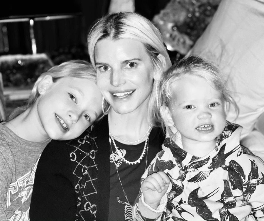 Girl Gang Jessica Simpson Eric Johnson Daughter Birdie