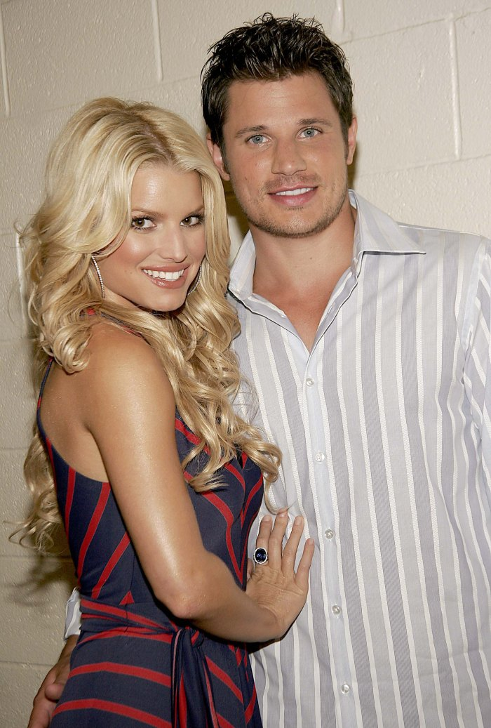 Jessica Simpson Shares Diary Entries About Nick Lachey in New Edition of Memoir